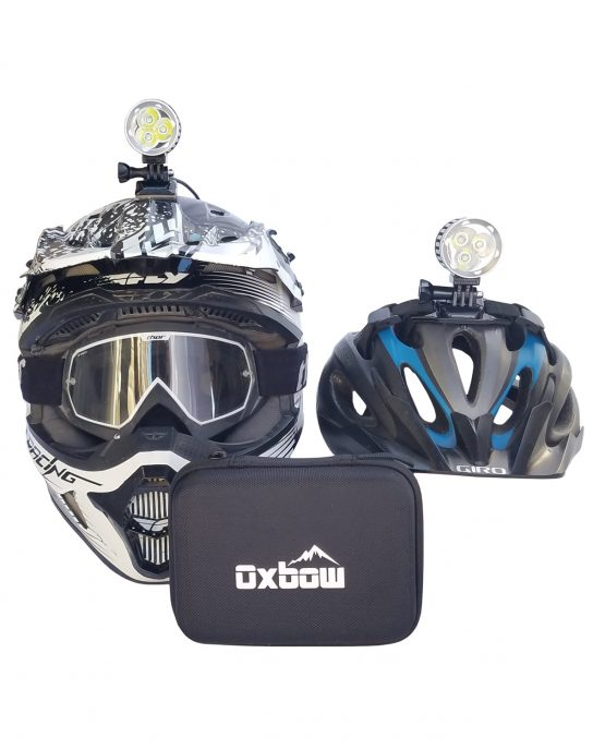dirt bike helmet light