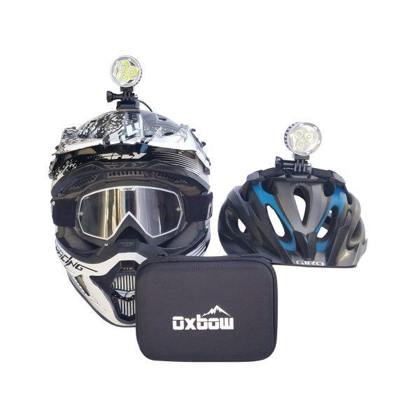 dirt bike helmet light