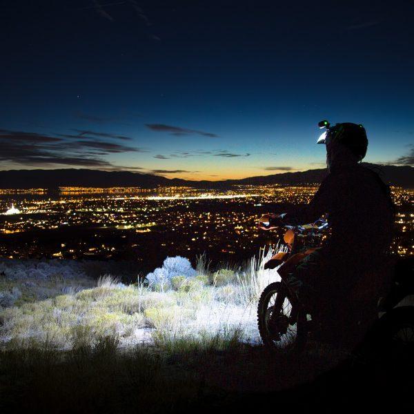 Oxbow apache dirt bike headlight