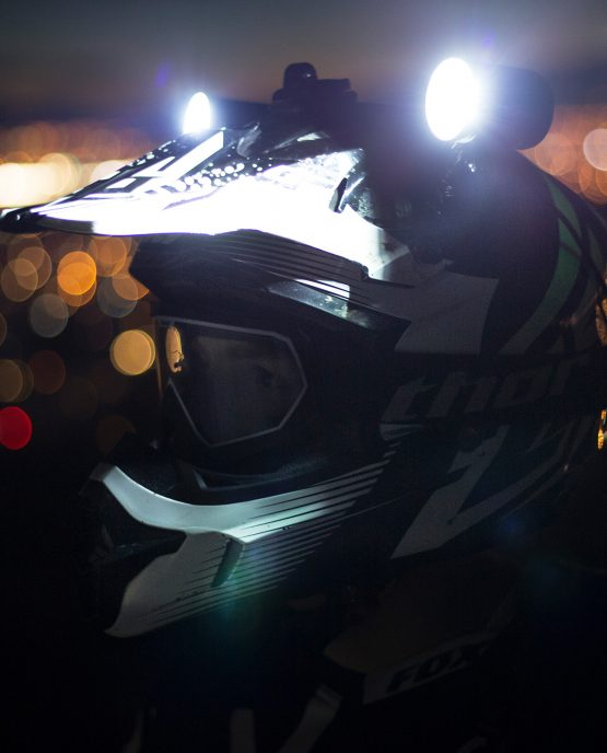 oxbow helmet light