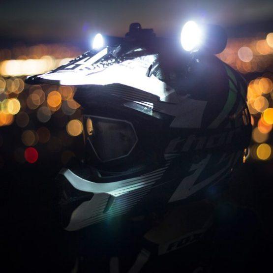 oxbow helmet light