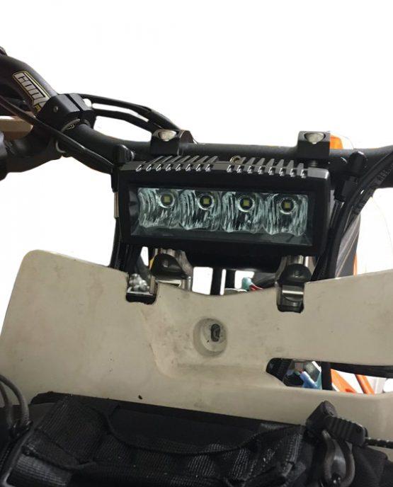 dirt bike & snow bike light bar