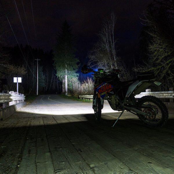 best led headlight for dirt bikes