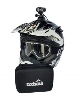voyager dirt bike helmet light