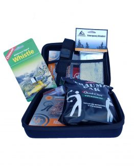 emergency kit for dirt bike, snowmobile, atv