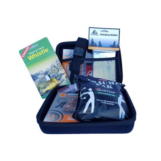emergency kit for dirt bike, snowmobile, atv