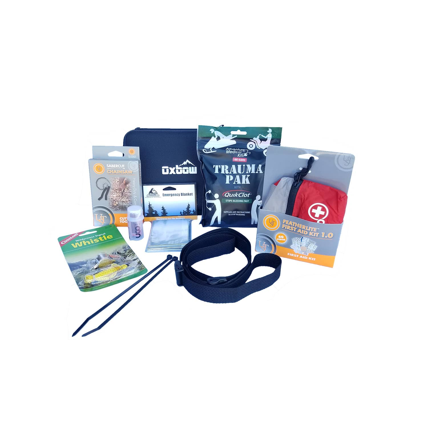 Off Road Emergency And First Aid Kit For Dirt Bikes