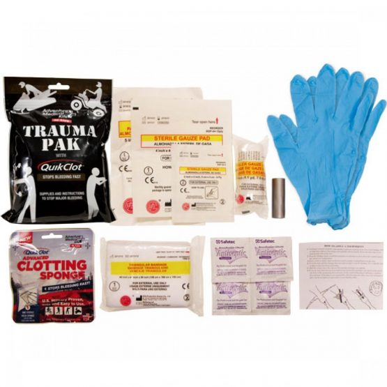 trauma kit contents
