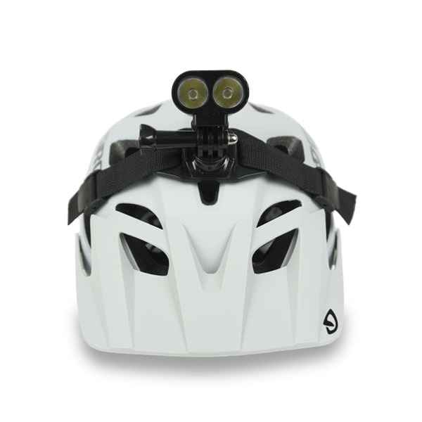 Voyager Mountain Bike Helmet Light Compatible with GoPro ...