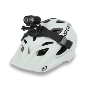 led mountain bike helmet light
