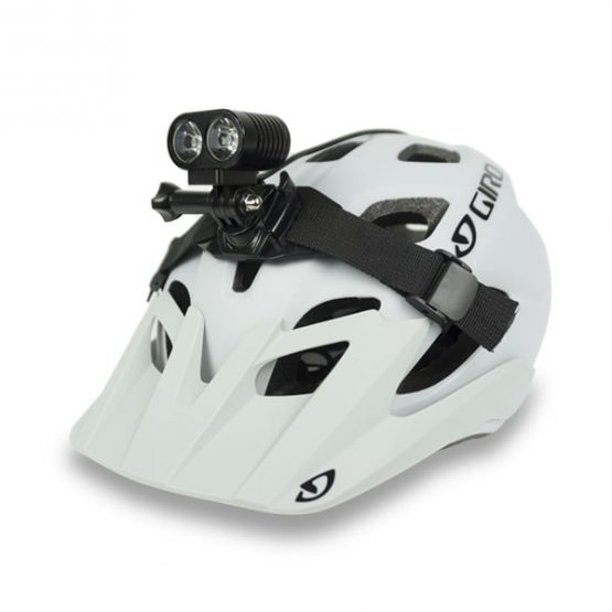 led mountain bike helmet light