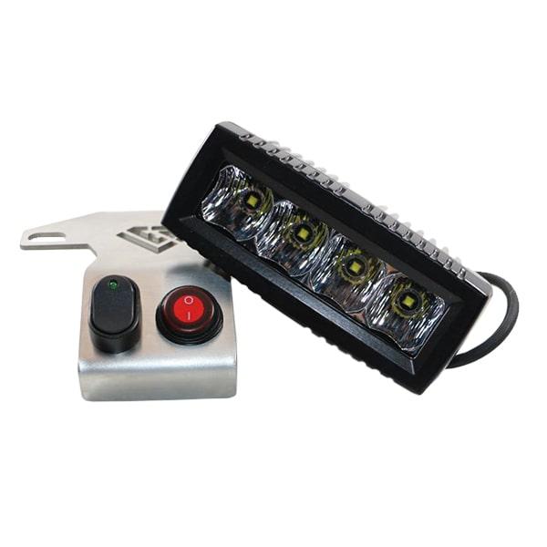 Dirt Bike Headlight Light Bar Kit Universal Light For