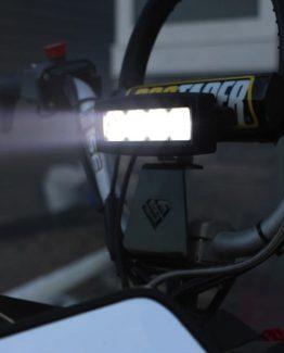 snowmobile headlights
