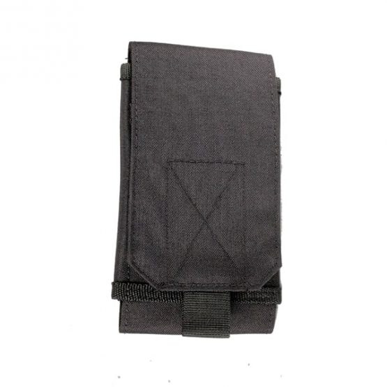 cellphone pouch for attaching to backpack strap